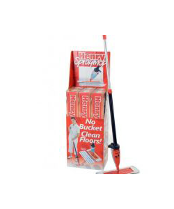 Handy mop with integrated spray bottle Henry HM40